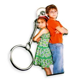 Photo Key Chain