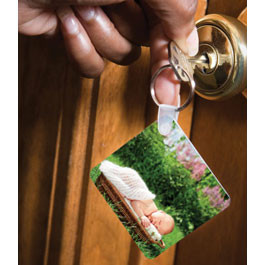 Key Chain (Square)