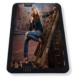 Kindle Fire HD Snap On Case
