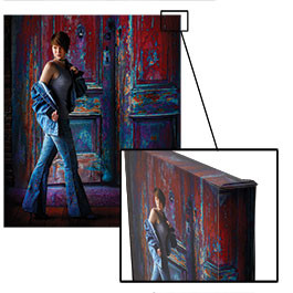 Gallery Wrap 5x7