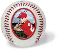 Photo Baseball With Year