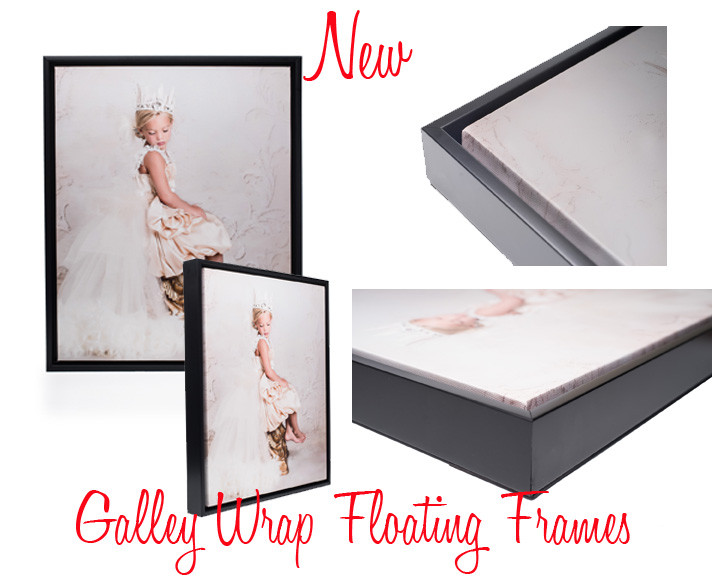 Gallery Wrap Floating Frame