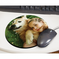 Personalized Round Mousepad