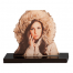 Cut Out Photo Statues